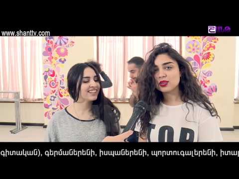 X-Factor4 Armenia-Diary/Meeting and dance class-23.03.2017
