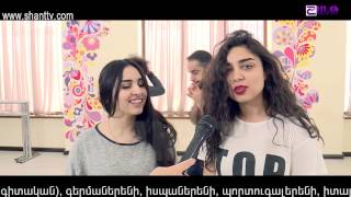 X Factor4 Armenia Diary/Meeting and dance class 23 03 2017