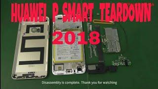 Huawei P Smart Teardown  , Touch ,Display, Battery ,Fingerprint ,Backcover. ( HUAWEI P SMART)