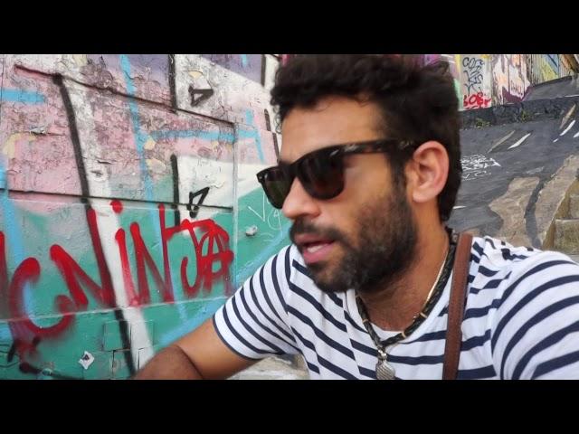 Frank Martinez, un trovador en Marsella - Junio 2018