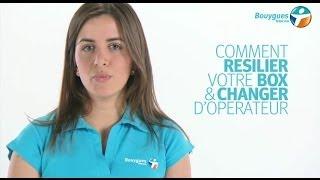 Résilier son abonnement Internet pour Bouygues Telecom