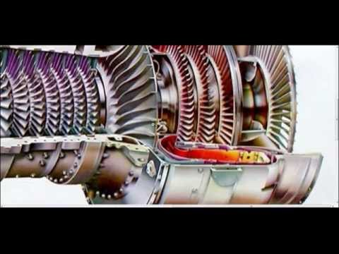 How A Gas Turbine (Jet) Engine Works