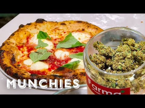 420 Puff Puff Pizza Party: BONG APPÉTIT with P.R.E.A.M. Pizza