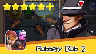 Robbery Bob 2 Seagull Bay Level 12-16 Green Screen Bob Walkthrough Secret Mission Recommend index fi