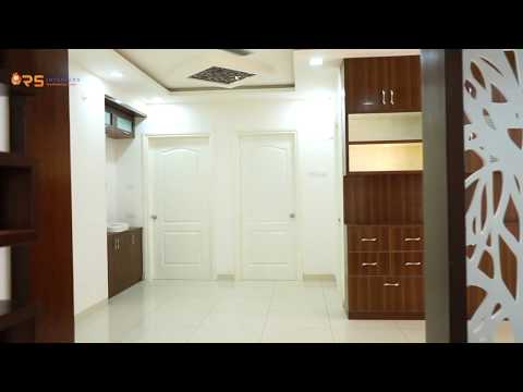 Interior Design for 3BHK at Aparna Silver oaks, RS Interiors - Hyderabad