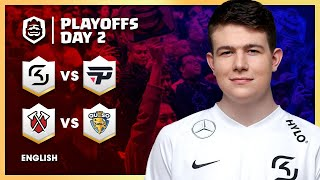 Clash Royale League: CRL West 2020 Fall | PLAYOFFS Day 2! (English)