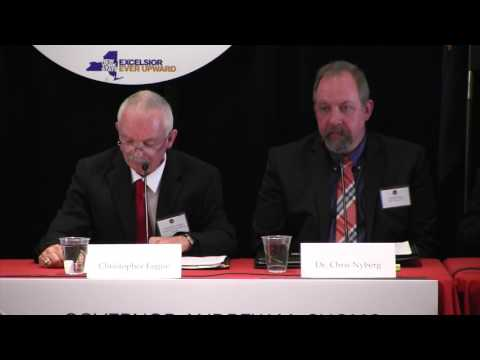NY Industrial Hemp Summit:  Researching hemp's potential in the State of New York (panel)