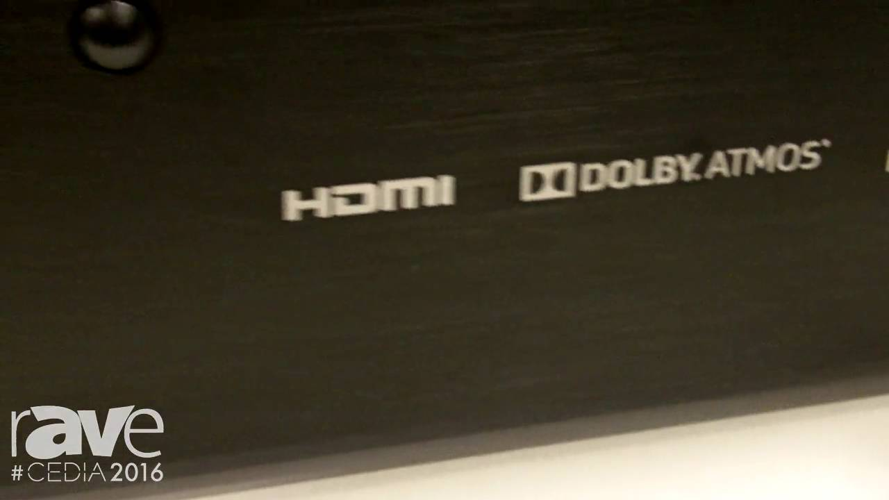 CEDIA 2016  AudioControl Intros Concert AVR-9 and AVR-7 Receivers With  Dolby Atmos 6975156050