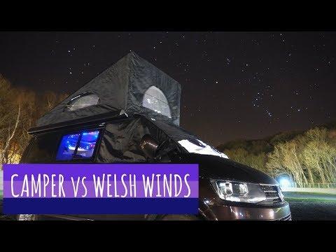 Blown Away in Snowdonia - Llanberis Touring Park