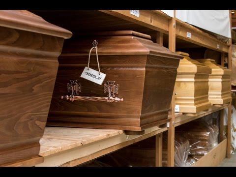 Dans les coulisses des pompes funèbres de Lausanne