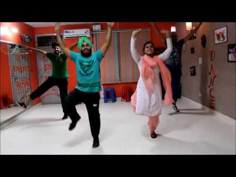 Radio: Gippy Grewal , Ranjit Bawa: SHER MARNA  | Bhangra| THE DANCE MAFIA