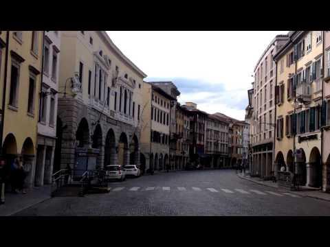 На улочках Удине. Италия