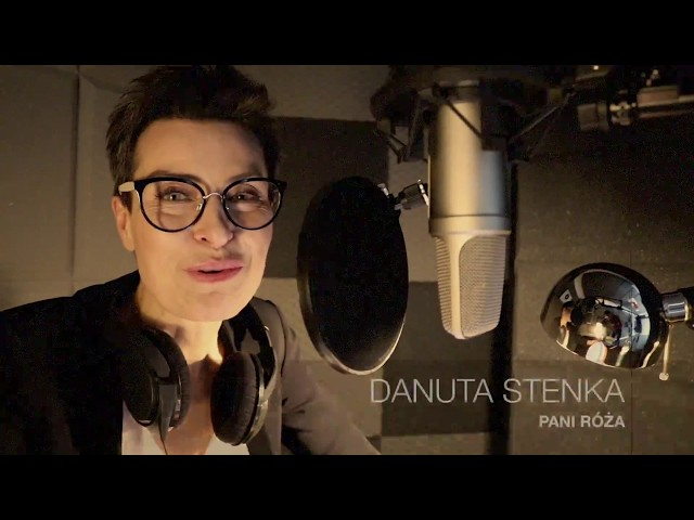 Danuta Stenka poleca audiobook Oskar i pani Ró?a