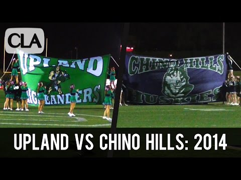 Upland vs Chino Hills (2014): Complete Game Highlight Mixtape (28-16) - CollegeLevelAthletes.com