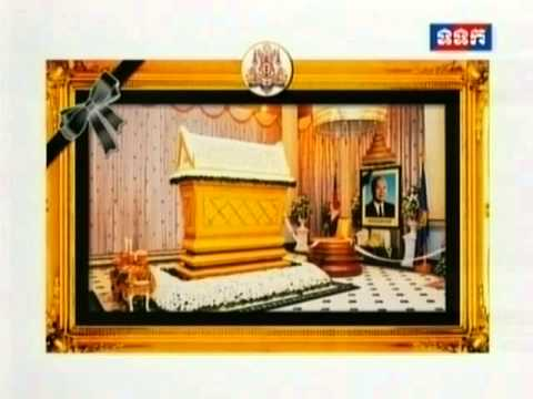 TVK News 31-1-2013-Weather Forecast News and song Tribute King Father Norodom Sihanouk