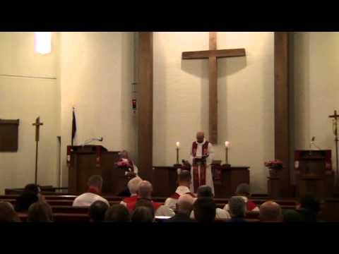 Full video of Installation of Rev. Dr. James Gimbel, President - Feb. 2, 2014