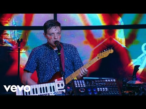 Robert DeLong - Future's Right Here (Live on the Honda Stage)