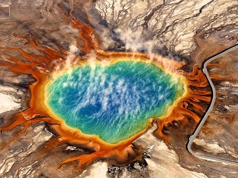 Hikes and Sights in Yellowstone National Park