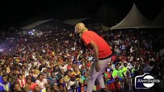 Eddy Kenzo Live in Luwero[New year 2020]
