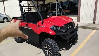 2019 Kawasaki Mule Pro MX, Walk around & drive review