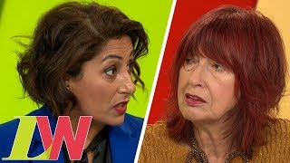 Saira and Janet Disagree Whether Bill Cosby's Hollywood Star Should Be Removed | Loose Women