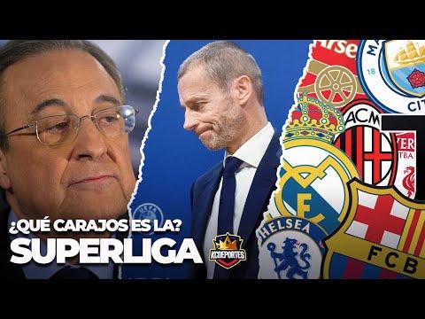 """Florentino Pérez: """"La Superliga no es cerrada, cualquiera puede entrar""""   Goal.com"""