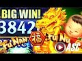 ★NEW SLOT! BIG WIN!!★ FU NAN FU NU Slot Machine Bonus (AGS)