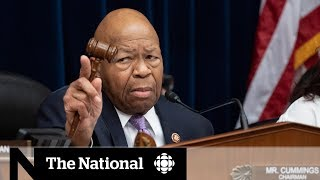Trump doubles down on attacks against Elijah Cummings