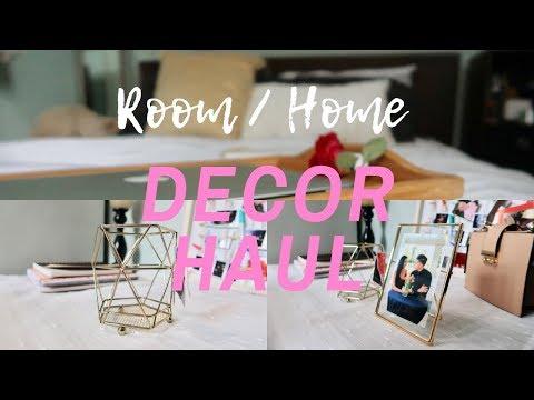 AFFORDABLE ROSS HAUL   Room & Home Decor Haul !! 2019
