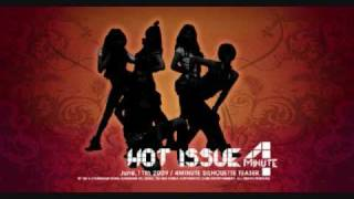 4 Minute Hot Issue [Sing-A-Long] (Lyrics) & [Full Audio] *HQ