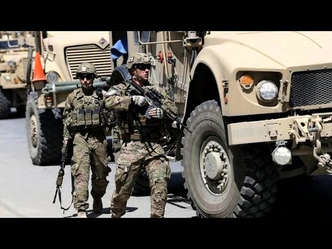 Andrew Bacevich: Ongoing Wars in Iraq & Syria Continue Decades of Failed U.S. Militarism in Mideast