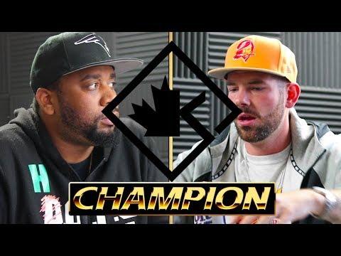 FACE OFF - CHILLA JONES VS REAL DEAL III - CHAMPIONSHIP MATCH - TOWN BIDNESS II