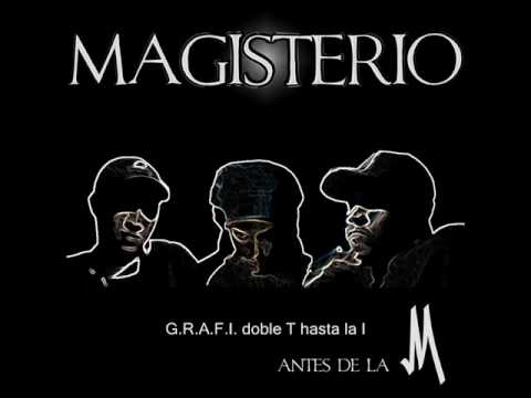 sueños de un escritor- Magisterio (letra)