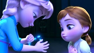 Disney's Frozen - Young Elsa and Anna