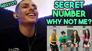 SECRET NUMBER (시크릿넘버) - WHY NOT ME (와이낫미) / Audition Challen…