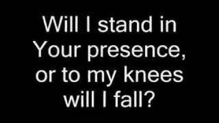 I Can Only Imagine - MercyMe