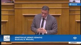 Ομιλία Θέμη Χειμάρα ΣΝ  Υπ Εσωτερικών «Εκλογή Βουλευτών»