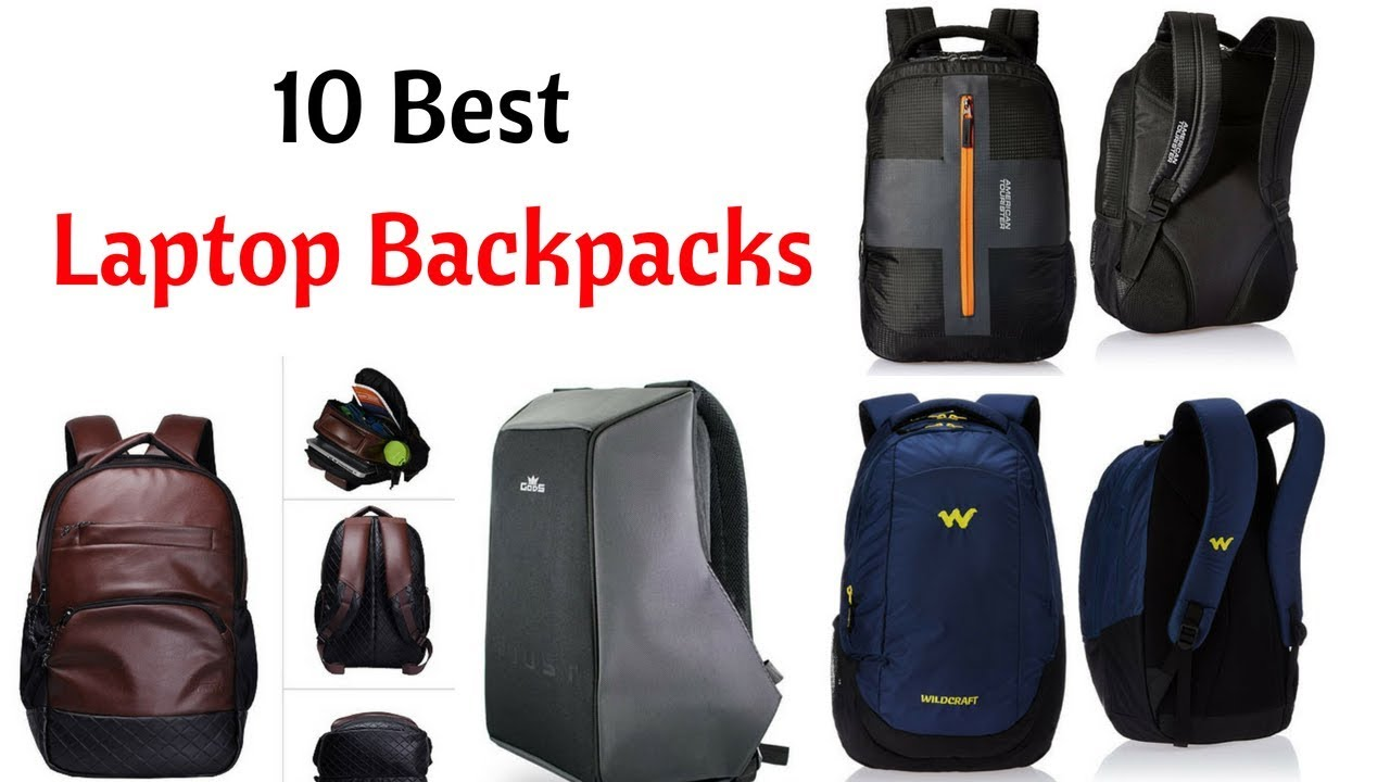 Best Laptop Backpacks In India With Price 2018 I Best waterproof backpacks  I Best Budget Laptop bag