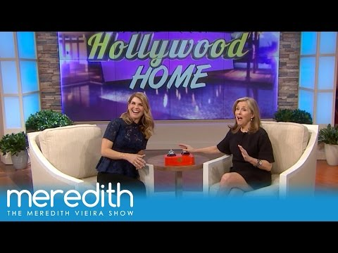 "Lori Loughlin Plays ""Name That Hollywood Home!"" 