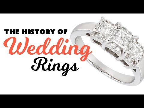 The History of Wedding & Engagement Rings