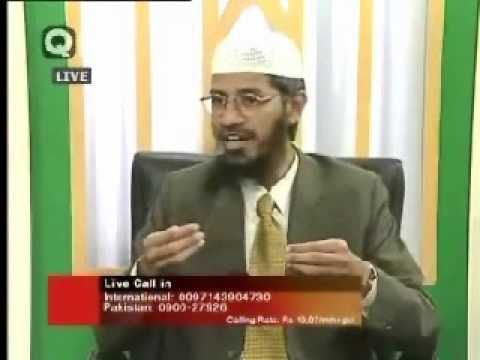 Urdu: Exclusive Questions and Answers Session with Dr. Zakir Naik on Qtv