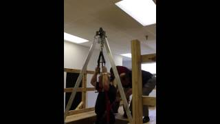 Confined Space Entry Demonstration