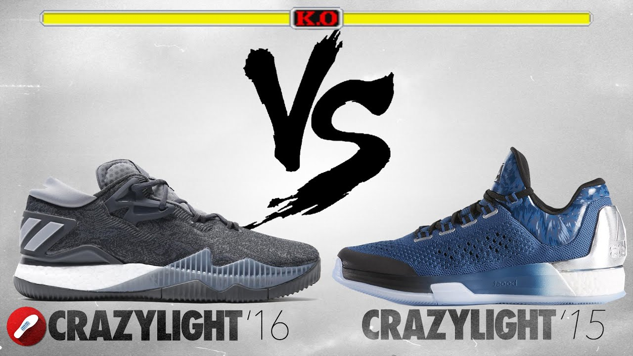2016 adidas crazylight boost