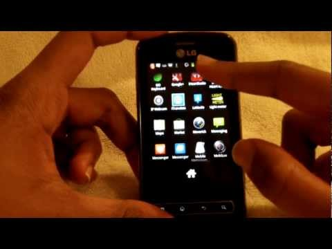 LG Optimus Q (Apps Pt 2)