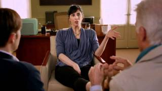 Sarah Silverman Foot Massage