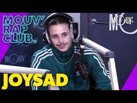 Youtube: Joysad:«J'ai passé mon temps à toujours tout garder pour moi»