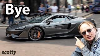 Say Goodbye to McLaren (Going Bankrupt)