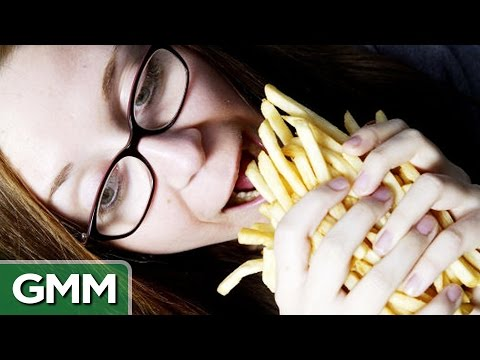 5 People Who Only Eat 1 Thing