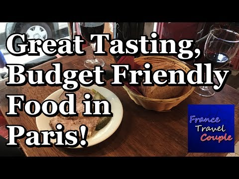 Paris Food on a Budget | Boulangerie, Charcuterie, Cheese, Wine, Coffee | France Travel Couple