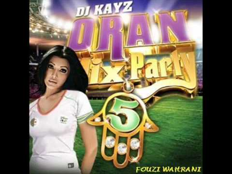 dj kayz oran mix party 7